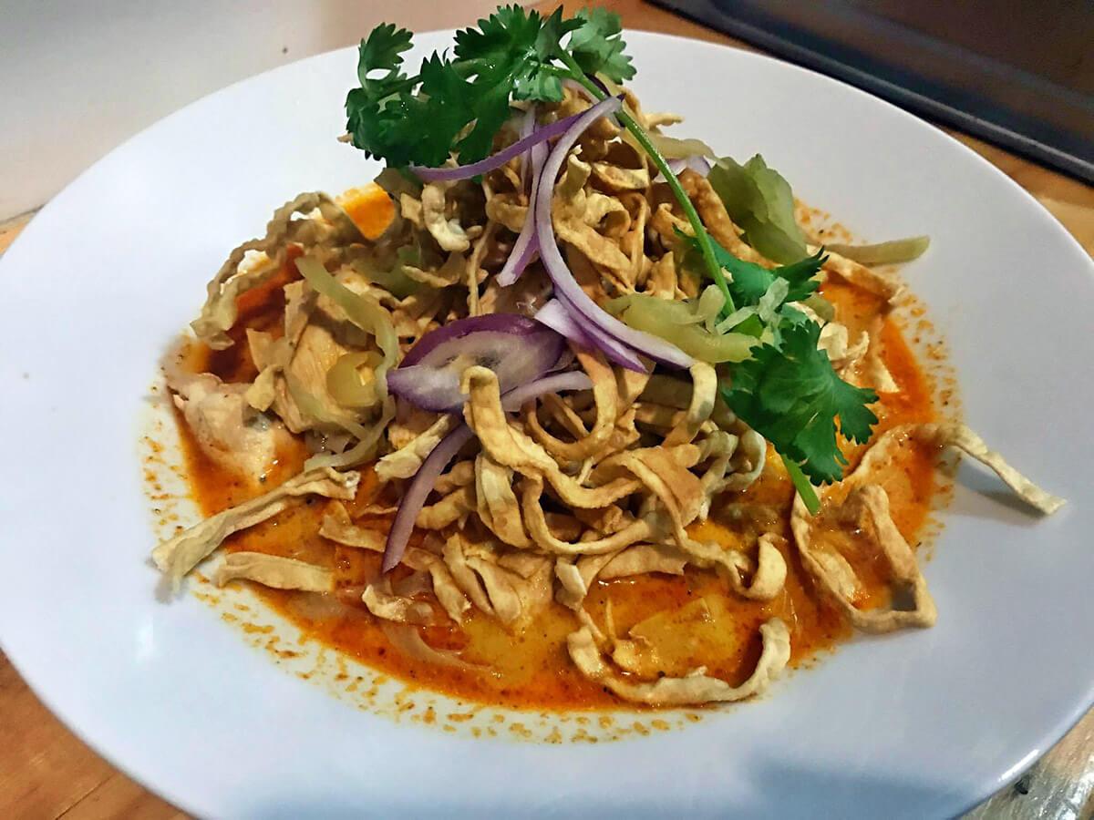 Our Delicious Thai Food Menu Ma Now Thai Kitchen