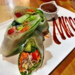 Veggie rolls (2pcs)