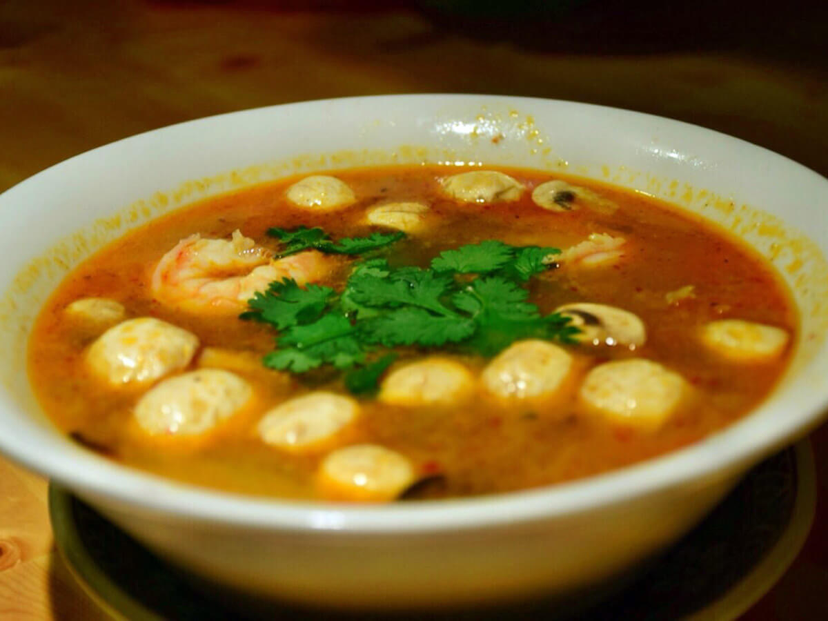 Thai Kitchen Hot And Sour Soup